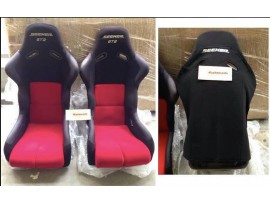 Seeker GT-2 Full Bucket Seat without railing (1 Pair)