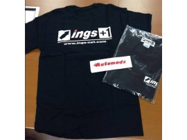 New Ings T-Shirt (Black)