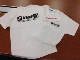 New Ings T-Shirt (White)